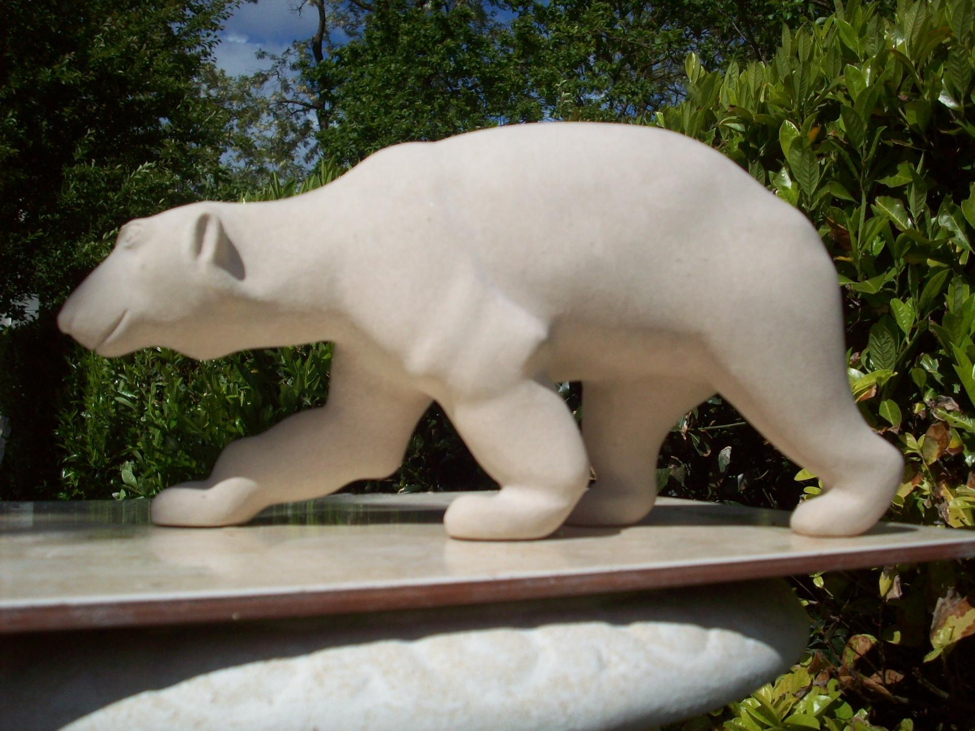 L 'ours polaire va t'il disparaître?