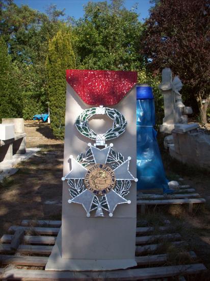 Médaille de la Légion d'honneur,
