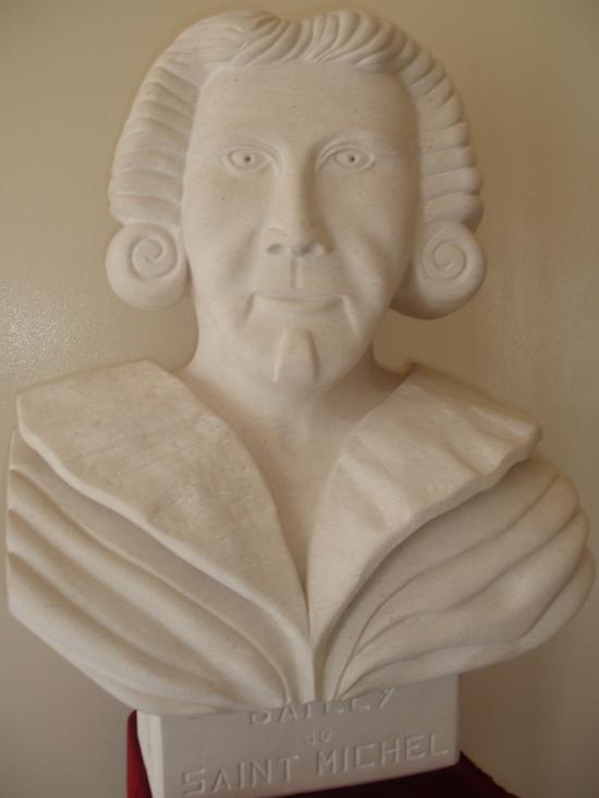 Le Bailly de Saint-Michel, alias Pinkerton de l'opéra Mme Butterfly.