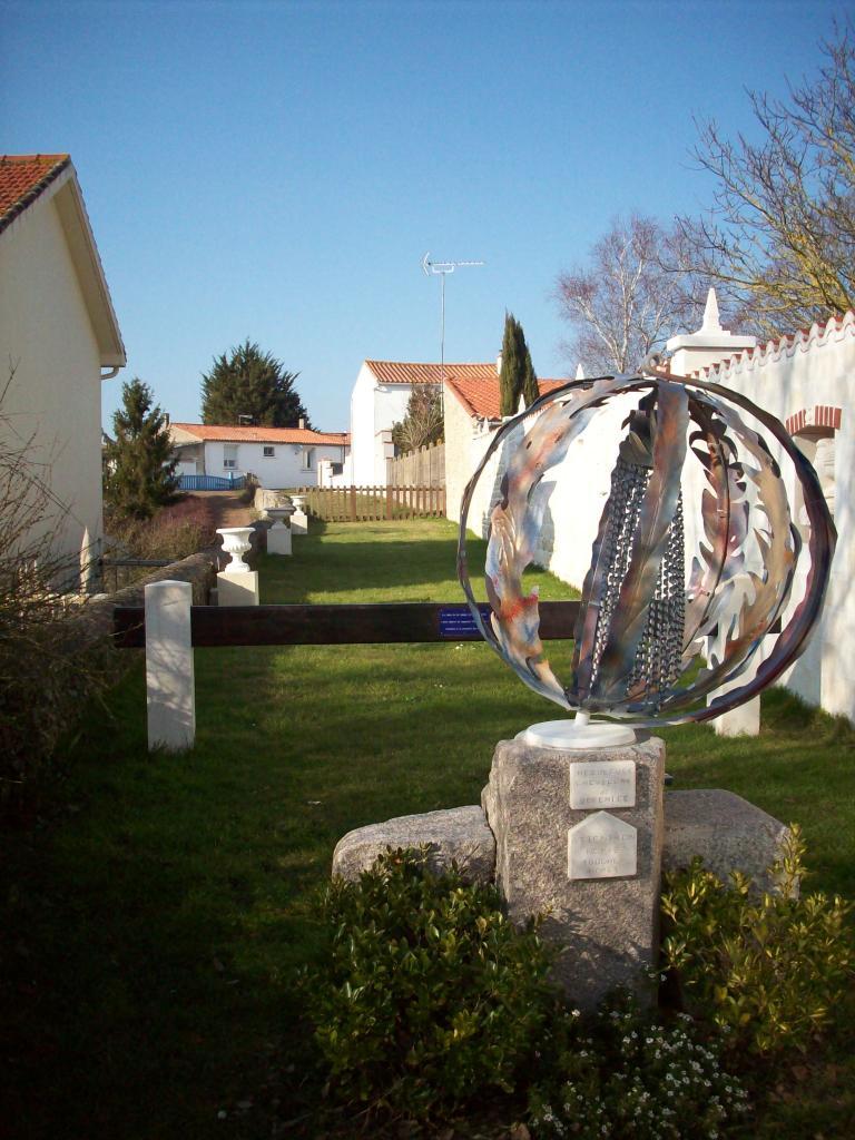 Aménagement du Chemin de la Loge du Bailly.